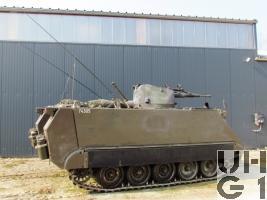 Spz 63/73 M-113 A1