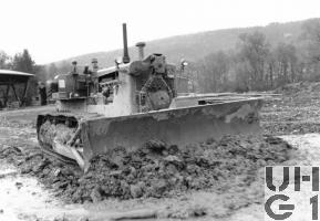 Caterpillar D8, Typ 15 A, Serie G, Bulldozer 57