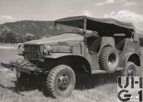Dodge WC 24 Command Car, Kdow 0,5 t 4x4, Bild K+W Thun