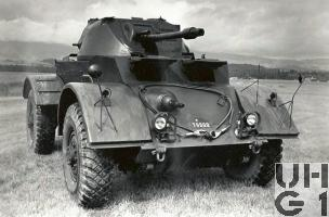 Staghound T17E1 Mk I 4x4
