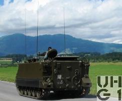 Spz 63 M-113 A1