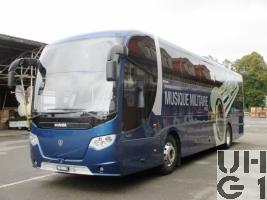 Scania Omniexpress K400 EB NI DC 1305 Car 50 Pl 4x2