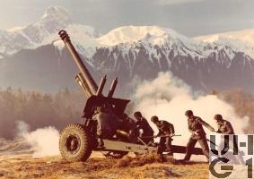 15 cm Haubitze 1942 L 28 Foto unbekannt