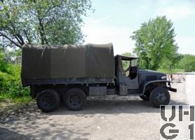 GMC CCKW 353 A2 M. Gelastw. 4,0 t 6x6