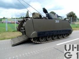 Kdo Pz 63/73 M-113 A1 mit SE-412 / SE-235/m2+