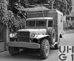 Dodge WC 51, Peilw P-711m (G-502), Bild KTA, HAMFU
