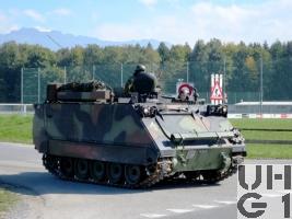 Spz 63 M-113 A1 Schützenpanzer 63/07 mit SE-235 m2+/m1