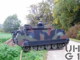 Spz 63/07 Rpe M-113 A1 mit SE-235 M2+/M1