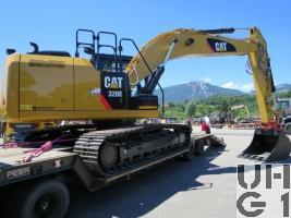 Caterpillar 320E-L Langheck