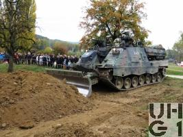 G/Mirm Pz Rpe Leopard 2, Konfiguration Geniepanzer