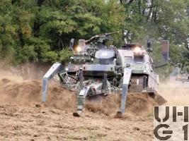 G/Mirm Pz Rpe Leopard 2, Konfiguration Minenräumpanzer