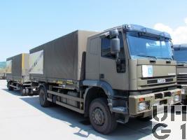 IVECO EuroTrakker MP 190E 35W/P, Lastw F WA FS Trp 9,1 t 4x4 gl