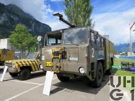 Faun LF 1512/38V Löschwagen 70, 4x4