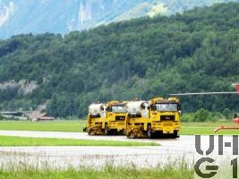 Boschung Jet Broom BJB 8000, Reinigungsw 99 Flpl sch 4x4