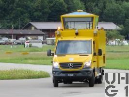 Mercedes Benz Sprinter 516 CDI Flusiw l Ka 4x4