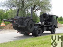Saurer 4 CM Langholzwagen