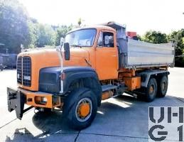 Saurer D 330 BN Lastw Dreiseitenkipp 6x6