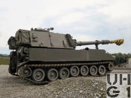 Panzerhaubitze 74 M-109A1B / L-39
