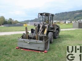 Liebherr L 508 FUG Motfz 93 1,5 t 4x4 gl