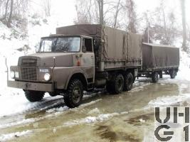 Henschel HS 3-14 HA CH, Repw sch A8/Brue Pz 68/88 Verd 6x6 gl