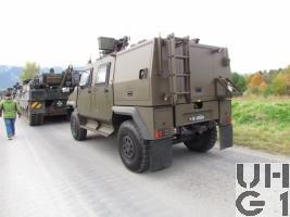 Mowag EAGLE IV Aufklärungsfahrzeug EOR 4x4 GL