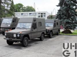 Steyr Puch 230 GE Fkw Rel VHF/HF SE-235/240 M HT 4x4