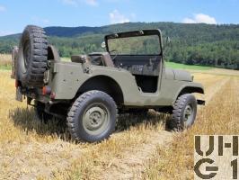 Kaiser CJ-5 Gelpw 0,70 t 4x4