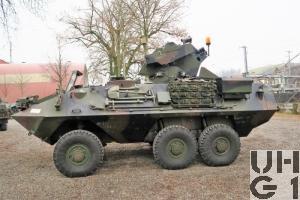 Mowag Piranha Pzj TOW 6x6