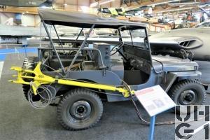 Willys Overland CJ-2A Anlasswagen L gl 4x4