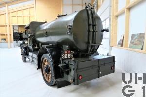 Saurer 4 AD, Tankw Trst 3000 l 4x2