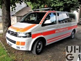 VW Transporter T5 syncro, Eiw MP Multifunktional 5Pl 4x4