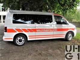VW T5 Eiw MP Multifunktional 5Pl 4x4