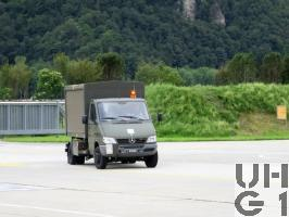 Mercedes Benz Sprinter 516 CDI Sauerstoff-und Stickstoffwagen 4x4