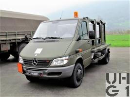 Mercedes Benz Sprinter 616 CDI Flugzeugtankwagen 4x4