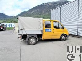 Ford Transit 120 S 4x2, Lieferwagen 1 t / 6 Pl