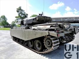 Panzer 55 Centurion Mk3 / Mk5