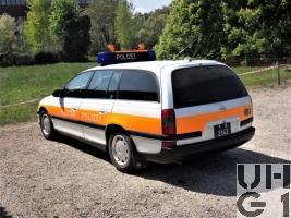 Opel Omega 2,6i Pw MP Sta 5 Pl 4x2