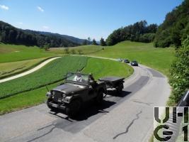 Willys Overland M38 A1 Mun Fahrzeug