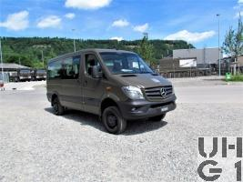 Mercedes Benz 316 CDI, Kleinbus 10 Pl Euro 6 BlueTEC 4x4
