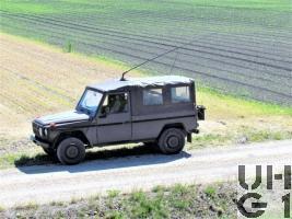 Steyr Puch 230 GE, Fkw SE-235/m1 Verd/6Pl 4x4 gl