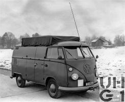 VW Transporter T1, Peilw P-723 l 4x2, Bild K+W Thun