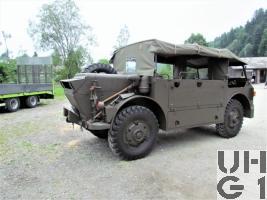 Saurer M4 Modell 1952, M. Gelastw. 2,25 t 4x4