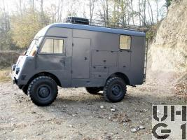 Mowag GW 3500, Zentralenwagen 64 4x4