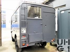 Mowag GW 3500 4x4 Zentralenwagen 64