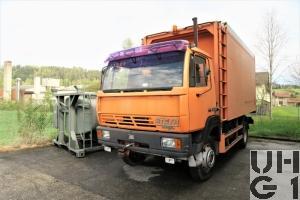 Steyr 12S18/K34 Wew Sch Perm Spr D Ka 4x4