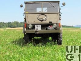 Unimog D 2010 / 1-8 (U25), Lieferw 1 t gl 4x4