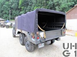 Dodge WC 63 m Gelastw 1,5 t 6x6 (G507)