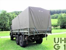 Saurer 10 DM, Erstw sch BE1 AGR Pz 87 6x6 gl