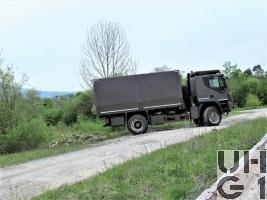 IVECO Trakker AT-N 190 T 41 W, Lastw Verd Seilw 5,5 t 4x4 gl