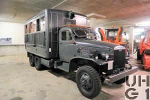 GMC CCKW 353 A1, Fk Betrw sch gl SE-018 6x6
